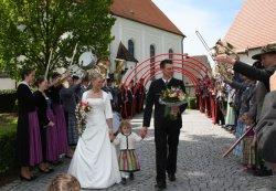Hochzeit Promberger